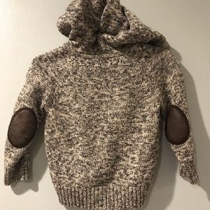 BabyGAP Knit Sweater w/ Elbow Patches; Sz. 2T